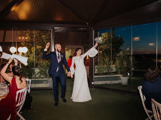 La boda de Jorge y Lorena en Torrelodones, Madrid 110