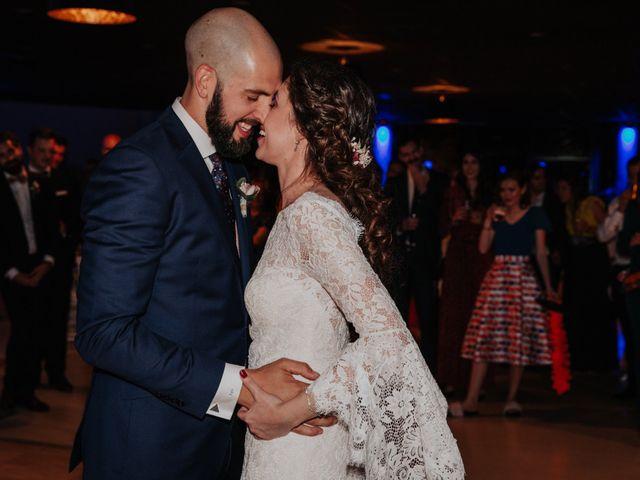 La boda de Jorge y Lorena en Torrelodones, Madrid 124
