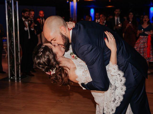 La boda de Jorge y Lorena en Torrelodones, Madrid 128