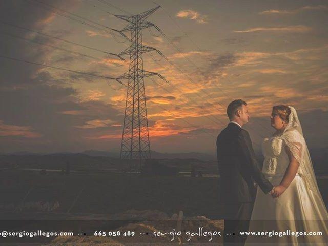 La boda de Antonio y Laly en Aspe, Alicante 2