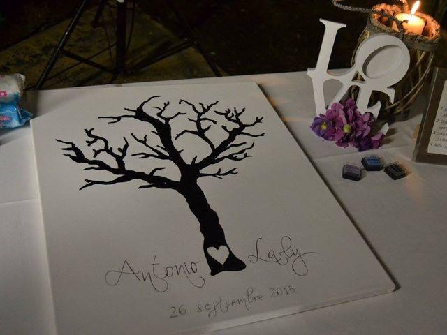 La boda de Antonio y Laly en Aspe, Alicante 4