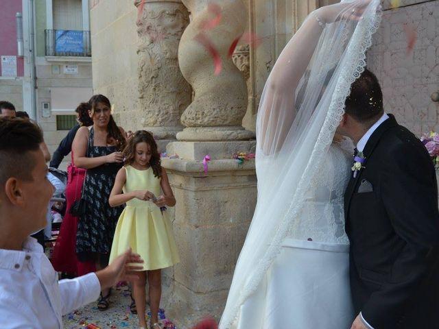 La boda de Antonio y Laly en Aspe, Alicante 5