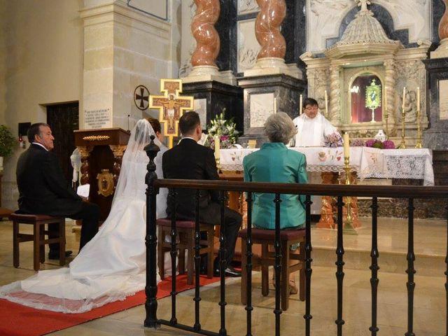 La boda de Antonio y Laly en Aspe, Alicante 6