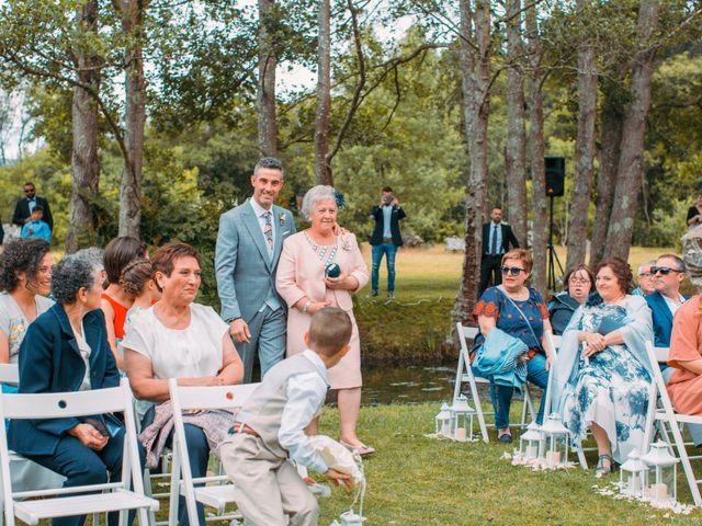 La boda de Jose y Jessica en Alfoz (Alfoz), Lugo 10