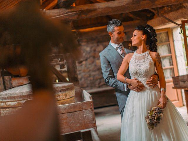 La boda de Jose y Jessica en Alfoz (Alfoz), Lugo 20