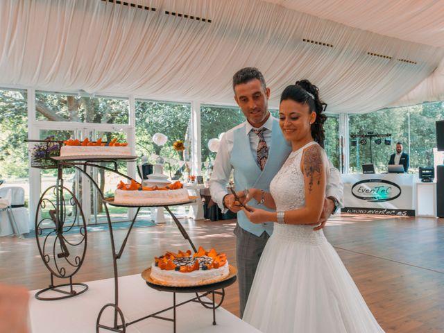 La boda de Jose y Jessica en Alfoz (Alfoz), Lugo 23
