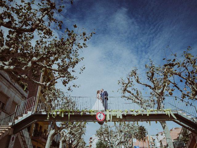 La boda de Sergi y Mariona en Arenys De Munt, Barcelona 1