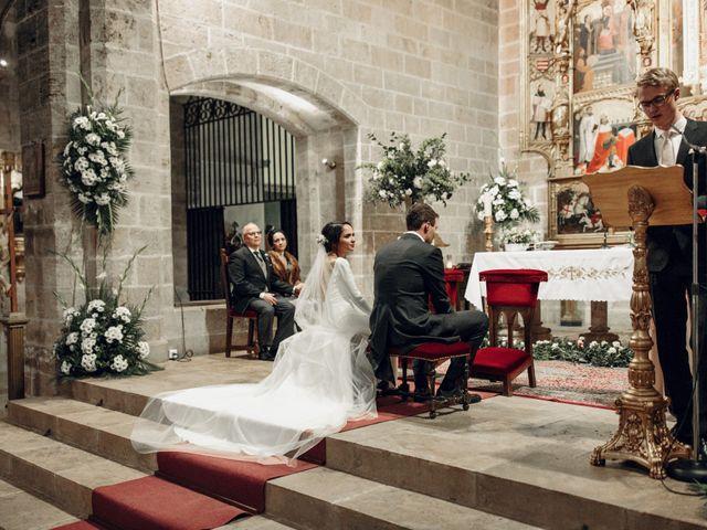 La boda de Simon  y Luz  en Valencia, Valencia 9