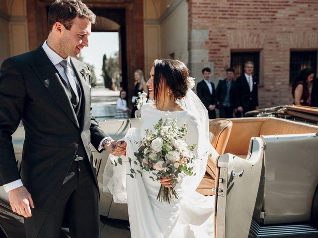 La boda de Simon  y Luz  en Valencia, Valencia 22