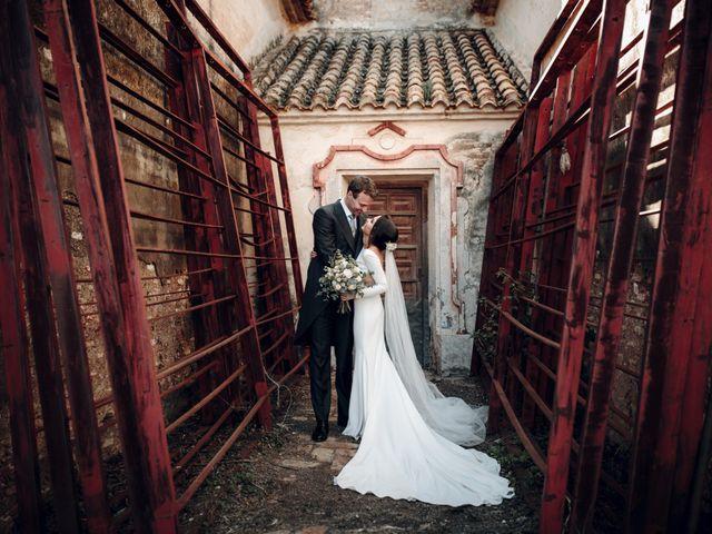 La boda de Simon  y Luz  en Valencia, Valencia 23