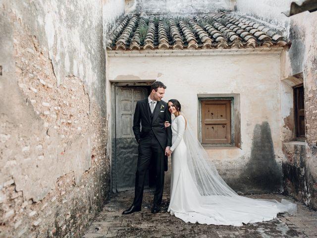 La boda de Simon  y Luz  en Valencia, Valencia 25