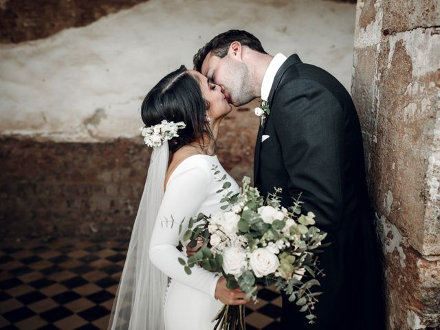 La boda de Simon  y Luz  en Valencia, Valencia 29