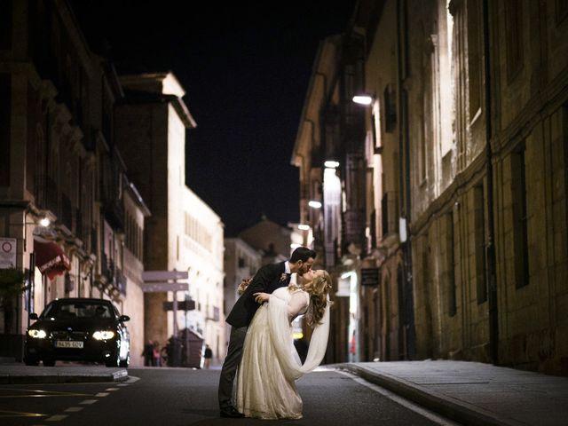 La boda de Juan y Mónica en Salamanca, Salamanca 37
