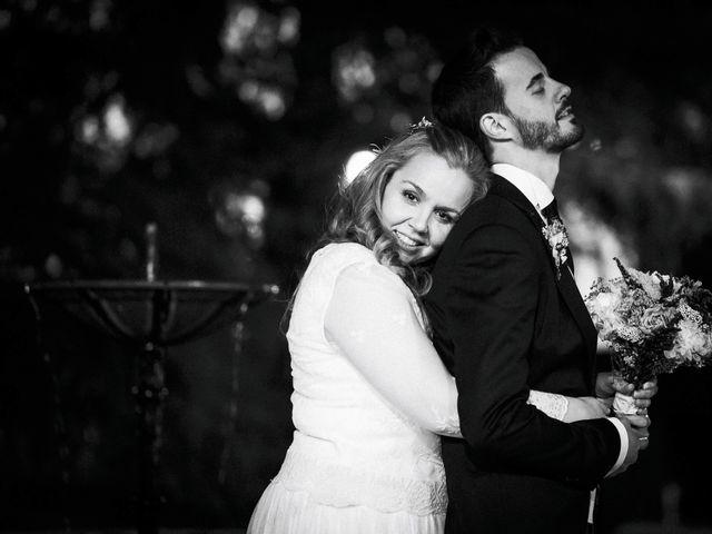 La boda de Mónica y Juan