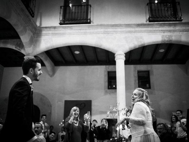 La boda de Juan y Mónica en Salamanca, Salamanca 48