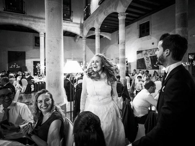 La boda de Juan y Mónica en Salamanca, Salamanca 54