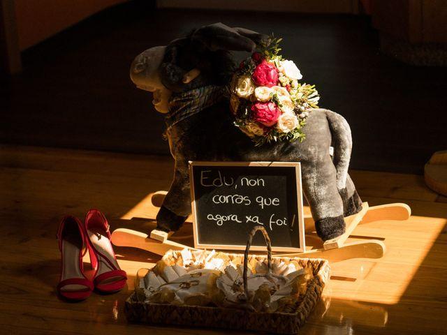 La boda de Edu y Judit en Lugo, Lugo 3