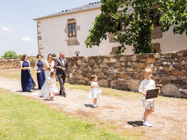 La boda de Edu y Judit en Lugo, Lugo 9