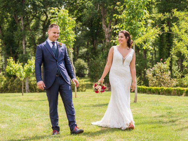 La boda de Edu y Judit en Lugo, Lugo 19