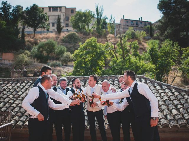 La boda de Roberto y Holly en Toledo, Toledo 29