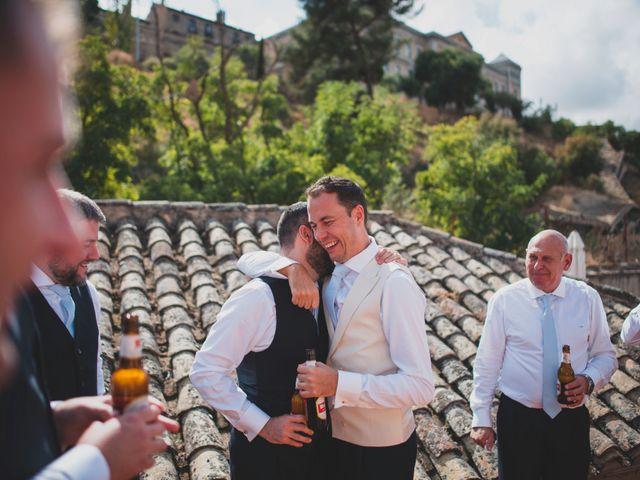 La boda de Roberto y Holly en Toledo, Toledo 30