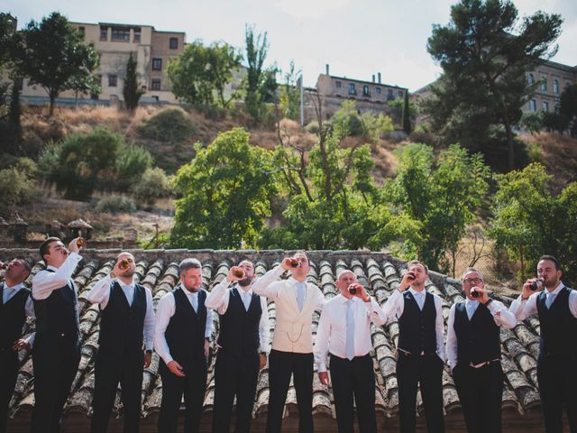 La boda de Roberto y Holly en Toledo, Toledo 31