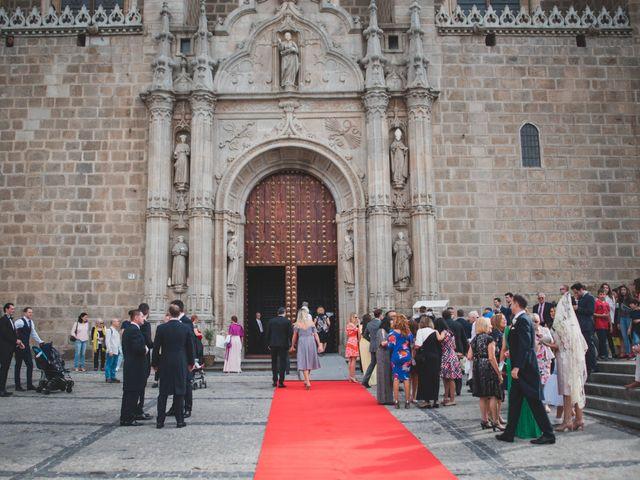 La boda de Roberto y Holly en Toledo, Toledo 69
