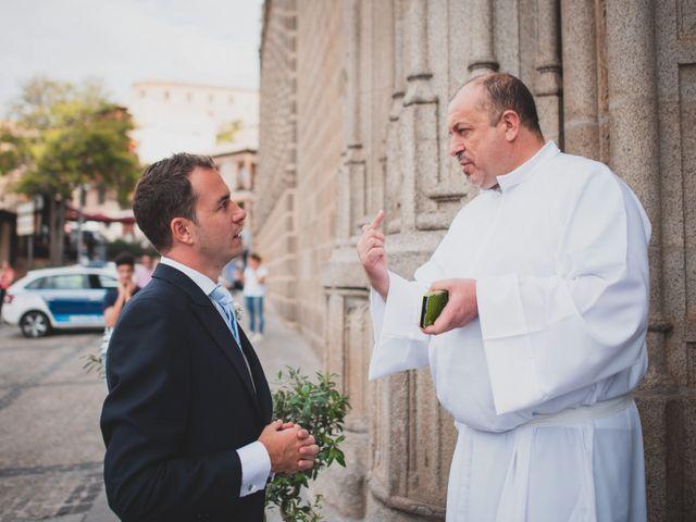 La boda de Roberto y Holly en Toledo, Toledo 73