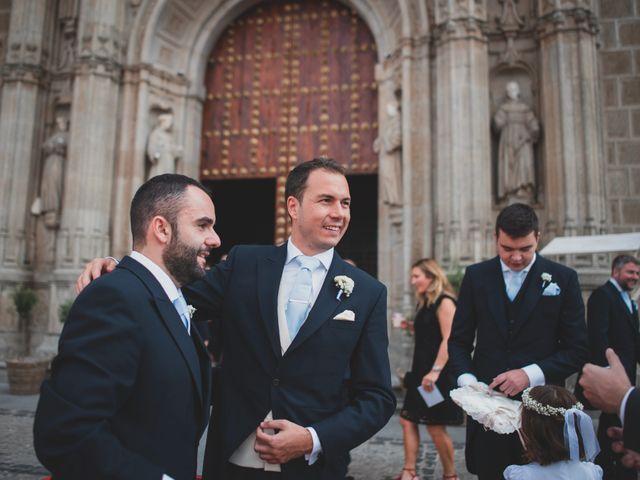 La boda de Roberto y Holly en Toledo, Toledo 74