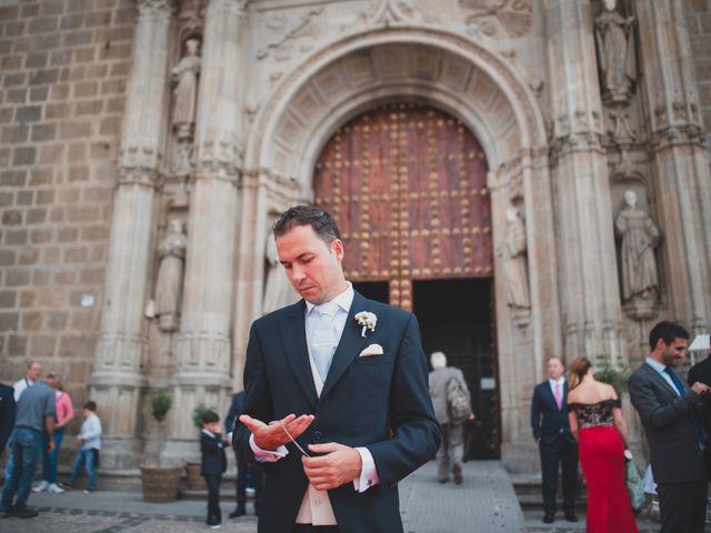La boda de Roberto y Holly en Toledo, Toledo 75
