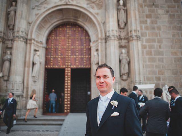 La boda de Roberto y Holly en Toledo, Toledo 77