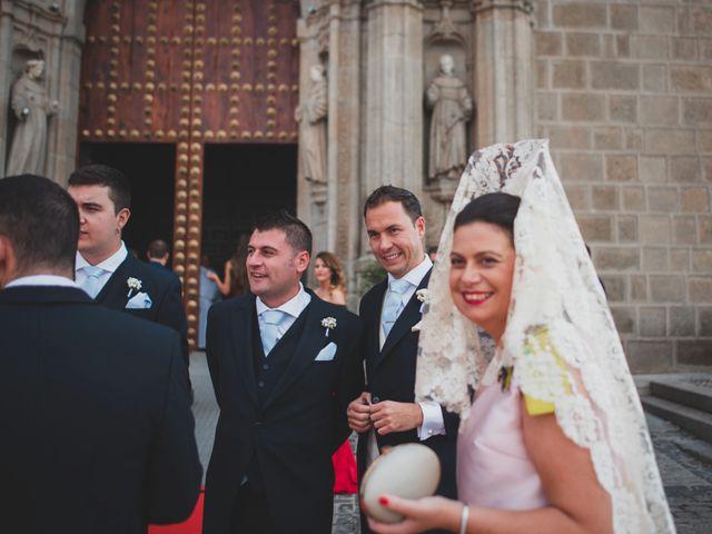 La boda de Roberto y Holly en Toledo, Toledo 79