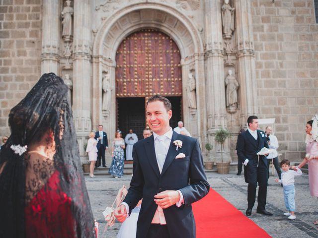 La boda de Roberto y Holly en Toledo, Toledo 80