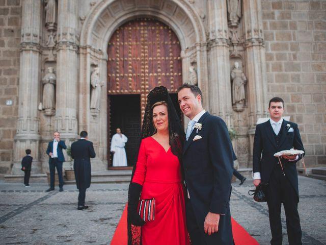 La boda de Roberto y Holly en Toledo, Toledo 81