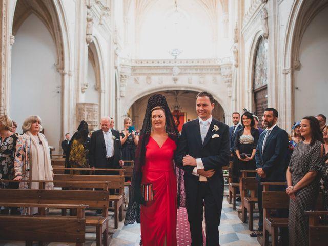 La boda de Roberto y Holly en Toledo, Toledo 84