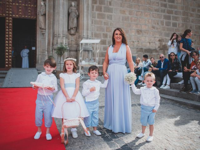 La boda de Roberto y Holly en Toledo, Toledo 90