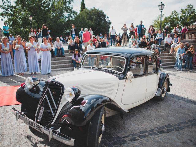 La boda de Roberto y Holly en Toledo, Toledo 91