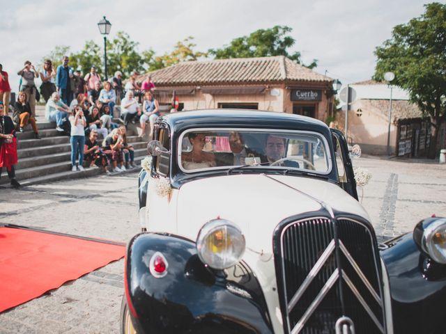 La boda de Roberto y Holly en Toledo, Toledo 92