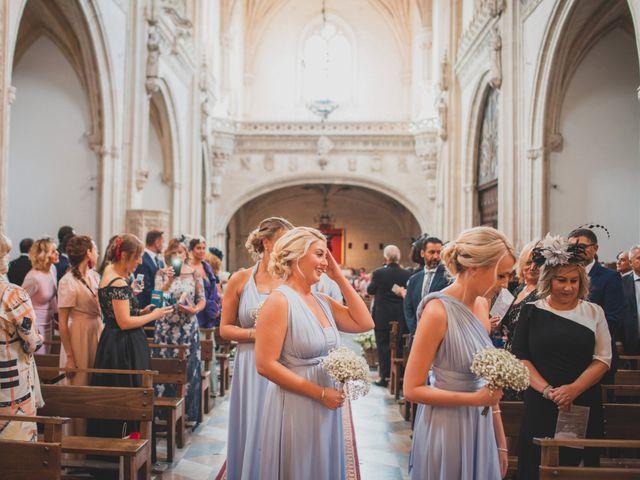 La boda de Roberto y Holly en Toledo, Toledo 103