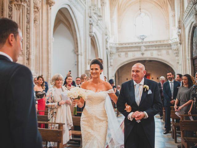 La boda de Roberto y Holly en Toledo, Toledo 105