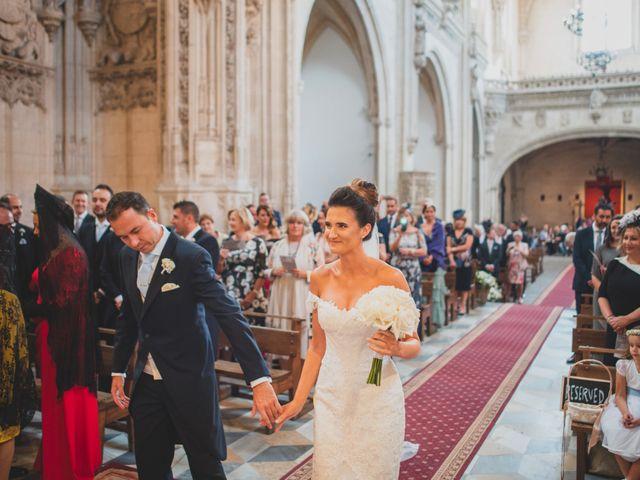 La boda de Roberto y Holly en Toledo, Toledo 107