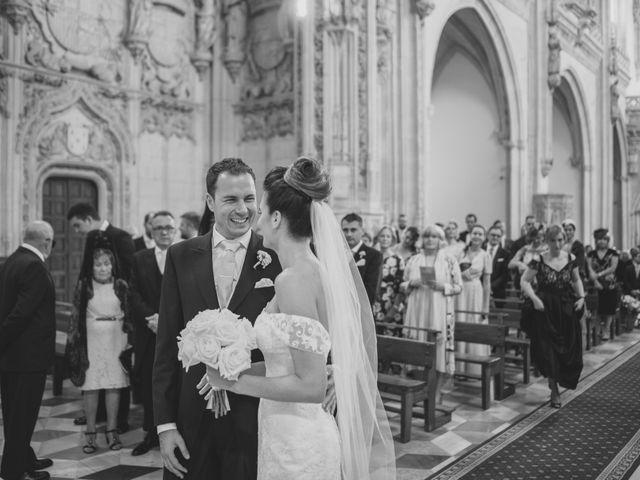 La boda de Roberto y Holly en Toledo, Toledo 109