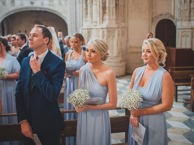 La boda de Roberto y Holly en Toledo, Toledo 111