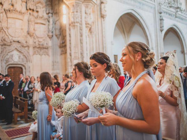 La boda de Roberto y Holly en Toledo, Toledo 113