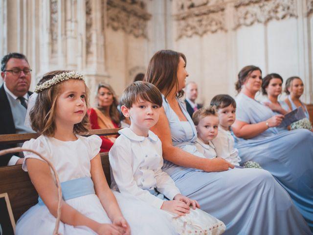 La boda de Roberto y Holly en Toledo, Toledo 122