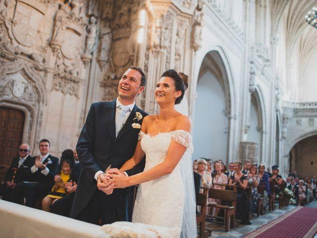 La boda de Roberto y Holly en Toledo, Toledo 141
