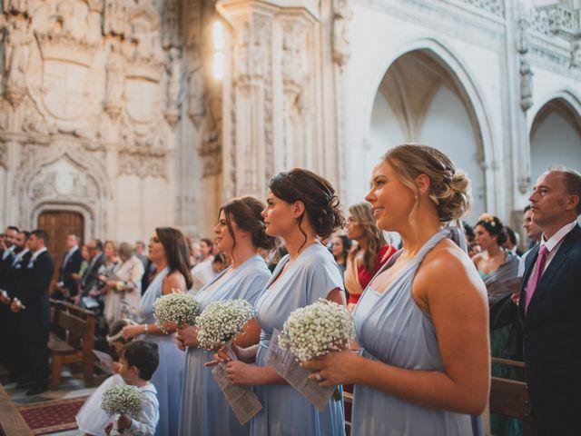 La boda de Roberto y Holly en Toledo, Toledo 146