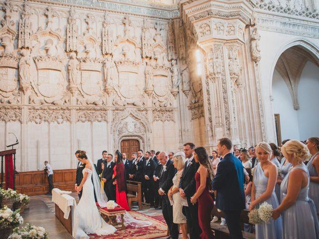 La boda de Roberto y Holly en Toledo, Toledo 156