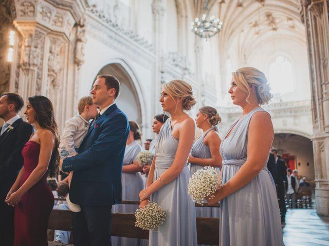La boda de Roberto y Holly en Toledo, Toledo 157