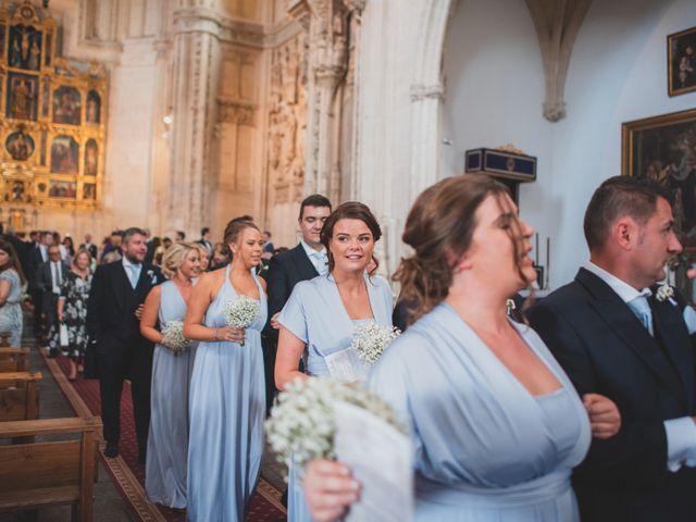 La boda de Roberto y Holly en Toledo, Toledo 163